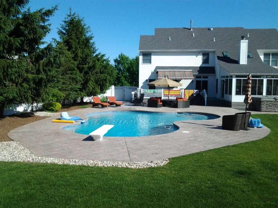Levco Pools makes backyard dreams reality