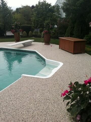 Nature Stone Decking