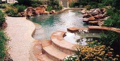 Breathtaking...Truly A Backyard Oasis