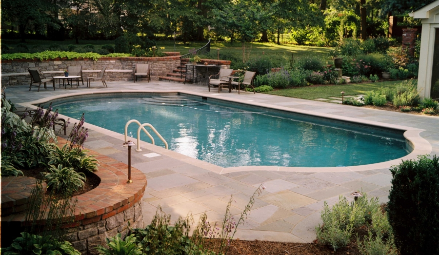 beautiful-concrete-pool-with-beautiful-landspace