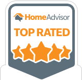 Levco Pools Home Advisor Top Rated Contractors Medal