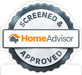 Levco Pools Screened & Approved by Home Advisor Medal