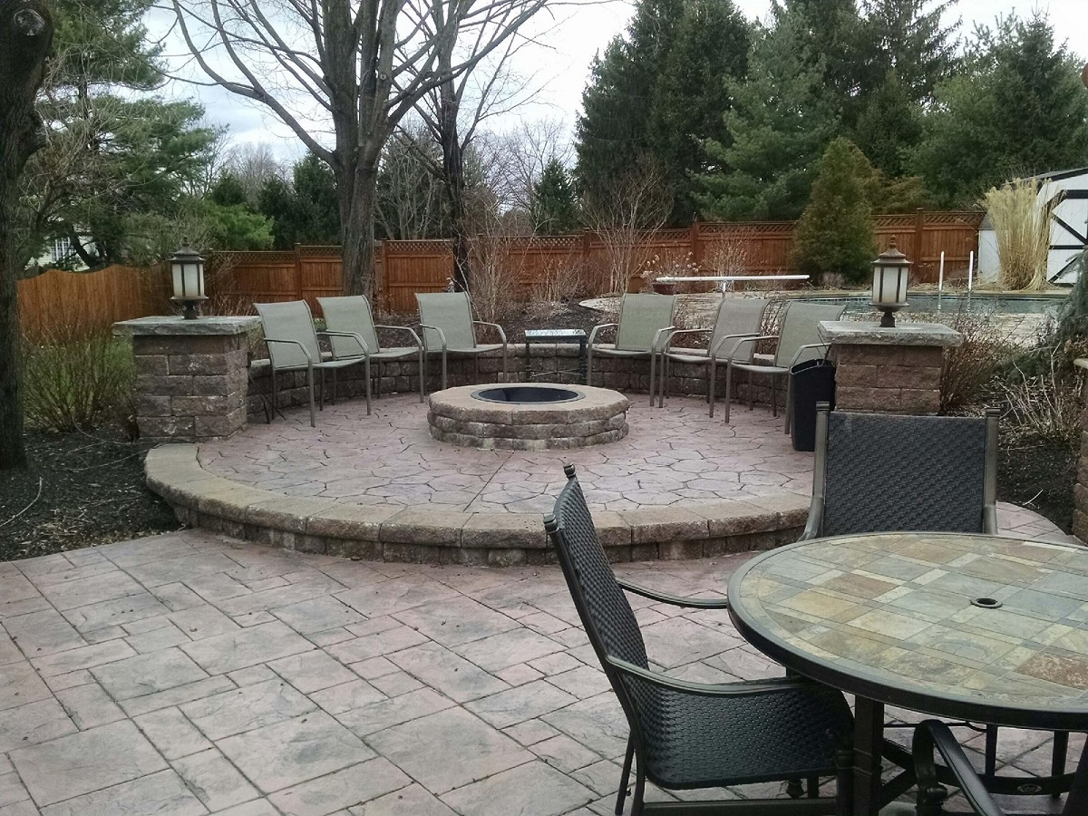 Levco Pools Poolscaping Work