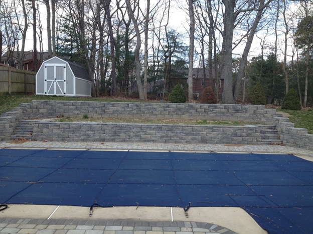 Levco Pools Finished Renovating