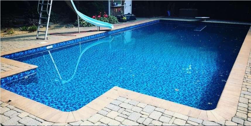 Levco Pools work at Rio Bueno 3